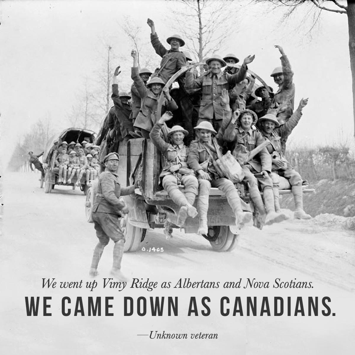 an overview of the battle of vimy ridge in the canadian history The battle of vimy ridge was not the biggest victory of the first world war, but it marked a seminal moment in canadian history, experts agree.